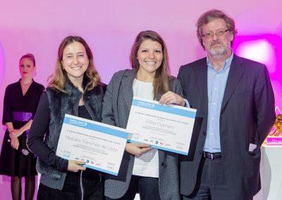 Ganadoras  Competición Young Marketers España