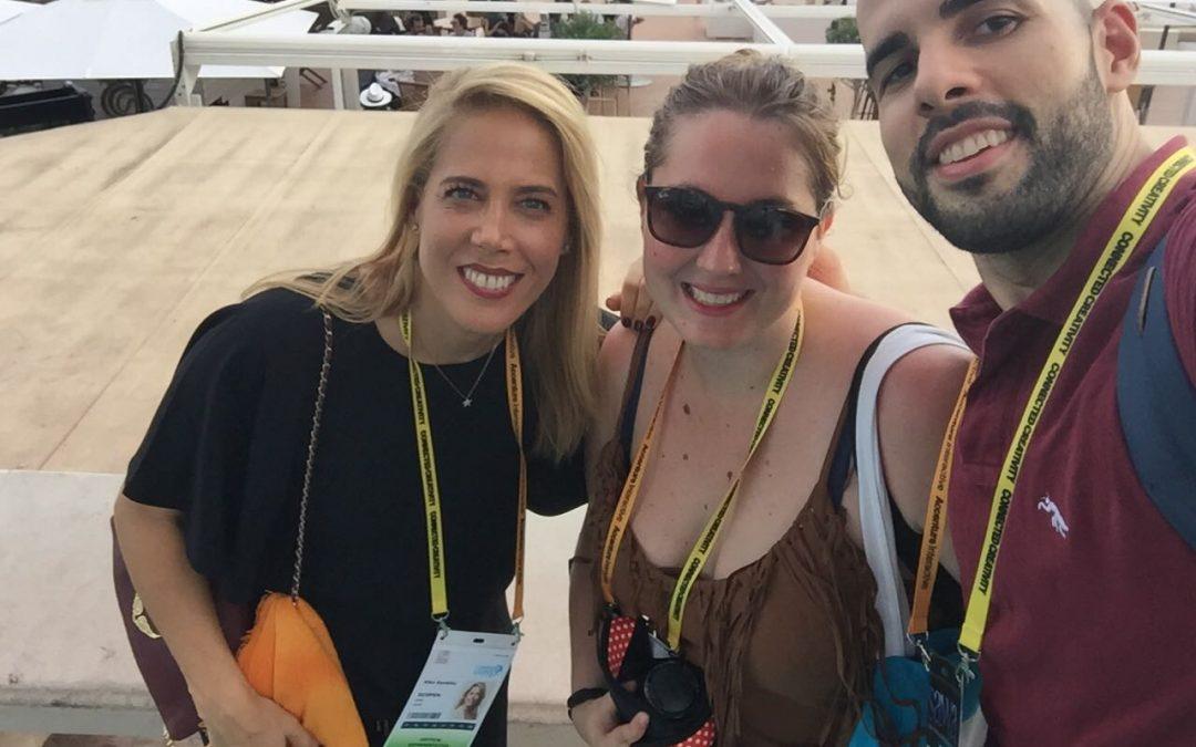 Experiencia de los representantes españoles de Young Lions Cyber en Cannes 2017