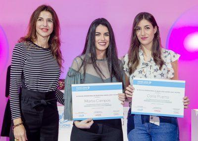 Ganadoras Competición Young Lions Cyber España