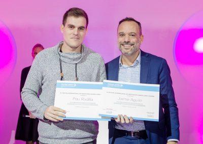 Ganadores Competición Young Lions Film España