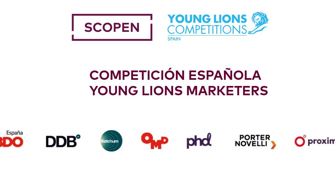 Nueva Edición de la Competición Española YOUNG LIONS MARKETERS 2018