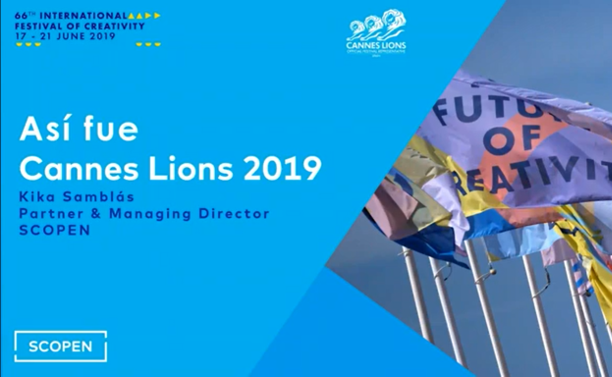 Video resumen Cannes Lions 2019