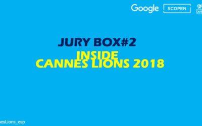 Google nos cuenta cómo fue el JuryBox después de Cannes