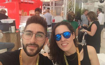 Experiencia de la pareja ganadora de la competición española Young Lions Media 2017
