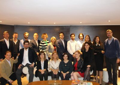 Jurado Finalistas Young Marketers