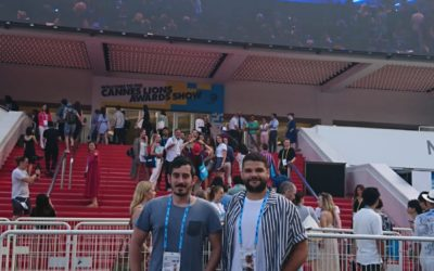 Experiencia en Young Lions Film 2018